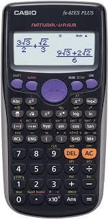 <b>Калькулятор Casio FX-82ES PLUS</b> купить недорого в Минске ...