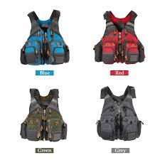 <b>Lixada Adult Life</b> Jacket Vest <b>Safety</b> Jacket Outdoor Survival Fishing ...