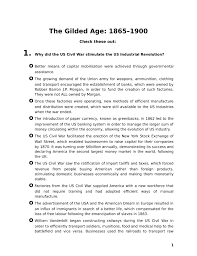 gilded age questions worksheet school history gilded age questions worksheet