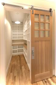 Closet Barn Doors Ive Always Disliked The Awkward French Doors So Look What She