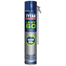 <b>Пена монтажная TYTAN Professional</b> Lexy 60 всесезонная 750 мл