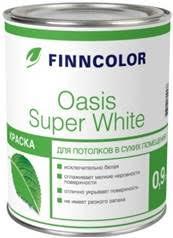 <b>Краска</b> для потолка супербелая <b>Oasis</b> Super White ...