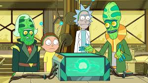 From Brain Control to Multiverses, '<b>Rick</b> and Morty' Gets Some ...
