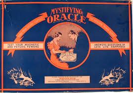 Board game:The Mystifying Oracle / <b>Ouija</b> - William Fuld — Google ...