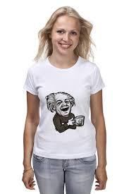 Футболка <b>классическая</b> Эйнштейн #667641 – заказать женские ...