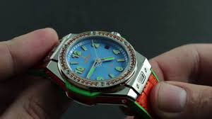 Hublot Big Bang One Click <b>Pop Art</b> Steel Orange 465.SO.5179.LR ...