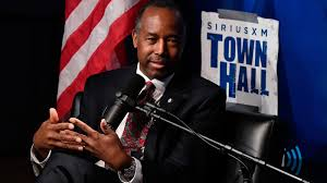 """Ben Carson Says Poverty Is A '<b>State of Mind</b>"""" : NPR"""