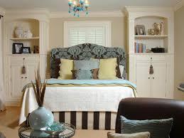 built bedroom
