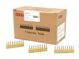 «<b>Гвозди</b> по <b>бетону TOUA</b> MG bullet point 3,05х22 мм (1000 шт ...