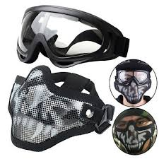 <b>Outdoor Sports</b> - <b>Paintball</b> Mask - Trainers4Me