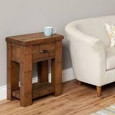 baumhaus heyford rough sawn oak lamp table baumhaus mobel solid oak laundry