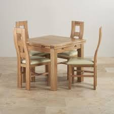 delivery dorset natural real oak dining set: dorset natural real oak dining set ft extending table with  wave back and cream