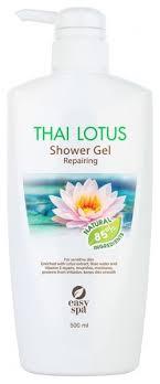 Купить восстанавливающий <b>гель для душа Thai</b> Lotus Shower Gel ...