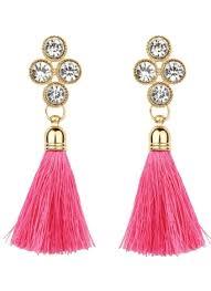 fashion womens jewelry retro exaggerated mix multi element necklace flash drill pendant set