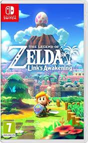 <b>Legend of Zelda</b> Link's Awakening - Nintendo Switch Standard Edition