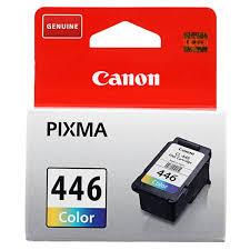 Купить <b>Картридж</b> для струйного принтера <b>Canon CL</b>-<b>446</b> в ...