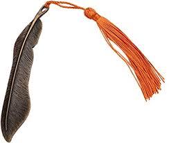 10pcs Classical Delicacy Antique Copper Feather ... - Amazon.com