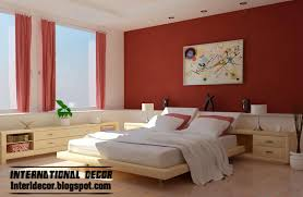 Red Color Bedroom Brilliant A Red And Glossy Bedroom Paint Color Ideas All About