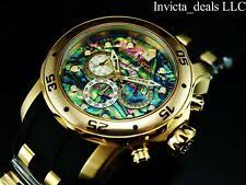 <b>Наручные часы</b> Invicta — купить c доставкой на eBay США