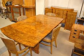 round circle antique manufacturing art deco dining table chicken legs fixtured glossy art deco dining suite