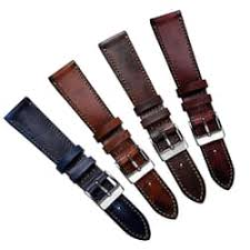 Radstock <b>Vintage Genuine Leather</b> Watch Strap