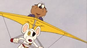 <b>Danger Mouse</b> is back (and Susanna plays <b>Penfold</b>) | Entertainment ...