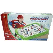 Купить настольный хоккей <b>Настольная игра Играем вместе</b> ...