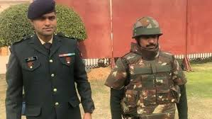 Indian Army Major develops world's first <b>bulletproof helmet</b> against ...