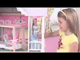 "<b>Трехэтажный дом из</b> дерева для Барби <b>KidKraft</b> ""Кайли"" , с ..."