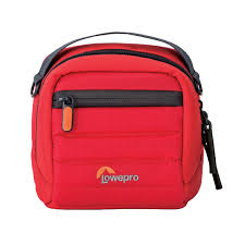 <b>Lowepro Tahoe CS 80</b> (Mineral Red) | Clifton Cameras