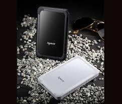 <b>Apacer AC532</b>: карманный <b>жёсткий диск</b> с интерфейсом USB 3.0