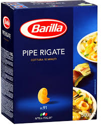 pipe rigate n barilla g pipe rigate n 91 product