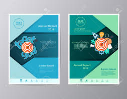 annual report cover leaflet brochure template a size target annual report cover leaflet brochure template a4 size target and market in flat design