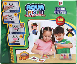 Купить <b>Мозаика 1 TOY Aqua Pixels</b> Наша ферма по выгодной ...