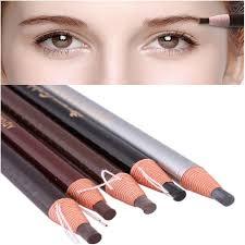 5pcs Waterproof Stereotypes Microblading <b>Eyebrow</b> Peel off <b>Pencil</b> ...