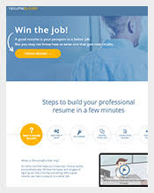 resume template –    free samples  examples  amp  format download    top resume builders come equipped   an array of features that makes resume writing seem effortless  these features include thousands of pre written