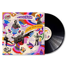 "The <b>Decemberists</b> '<b>I'll Be</b> Your Girl' 12"" Standard Vinyl LP 