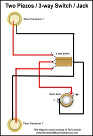 piezo wiring diagrams advanced piezo wiring diagram