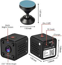<b>Mini Camera</b> - Cloud CUSFLYX <b>WiFi</b> 1080P HD <b>Camera</b>: Amazon ...
