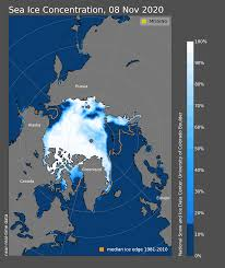 Arctic Sea <b>Ice</b> News and Analysis | Sea <b>ice</b> data updated daily with ...