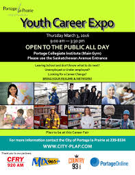 youth career expo registration information youth career expo poster 2016