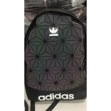 Adidas Outdoor <b>Backpack Bag</b> Lingge Leisure <b>Unisex Bag</b> Sports ...
