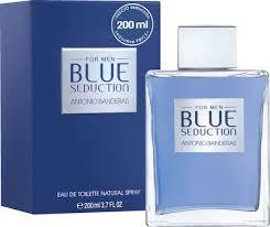 <b>Antonio Banderas Blue</b> Seduction EdT 200 ml
