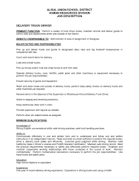 truck driving resume job resume samples truck driving resume example truck driving resume objective examples