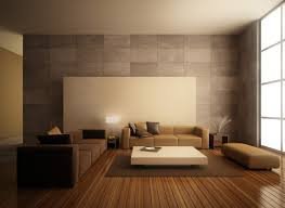 amusing living room decorating design with wooden laminate flooring combined granite tile walls included modern sofa amusing contemporary office decor design home