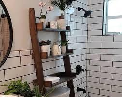 <b>Ladder wall shelf</b> | Etsy