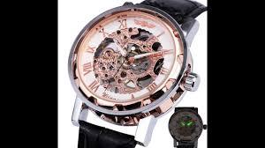 Cara Setting Jam Tangan Automatic <b>Mechanical</b> -WINNER WIN006 ...