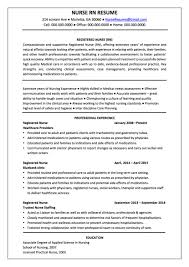 resume template sample resume for registered nurse no sample nursing resume resume and nursing a registered sample resume for new registered nurse