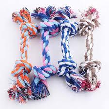 <b>1Pcs</b> Random Color Fashion Cute Pastel Knot <b>Cotton Rope</b> Bone ...