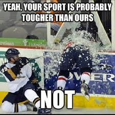 Hockey stuff on Pinterest | Hockey, Hockey Players and Hockey Sticks via Relatably.com